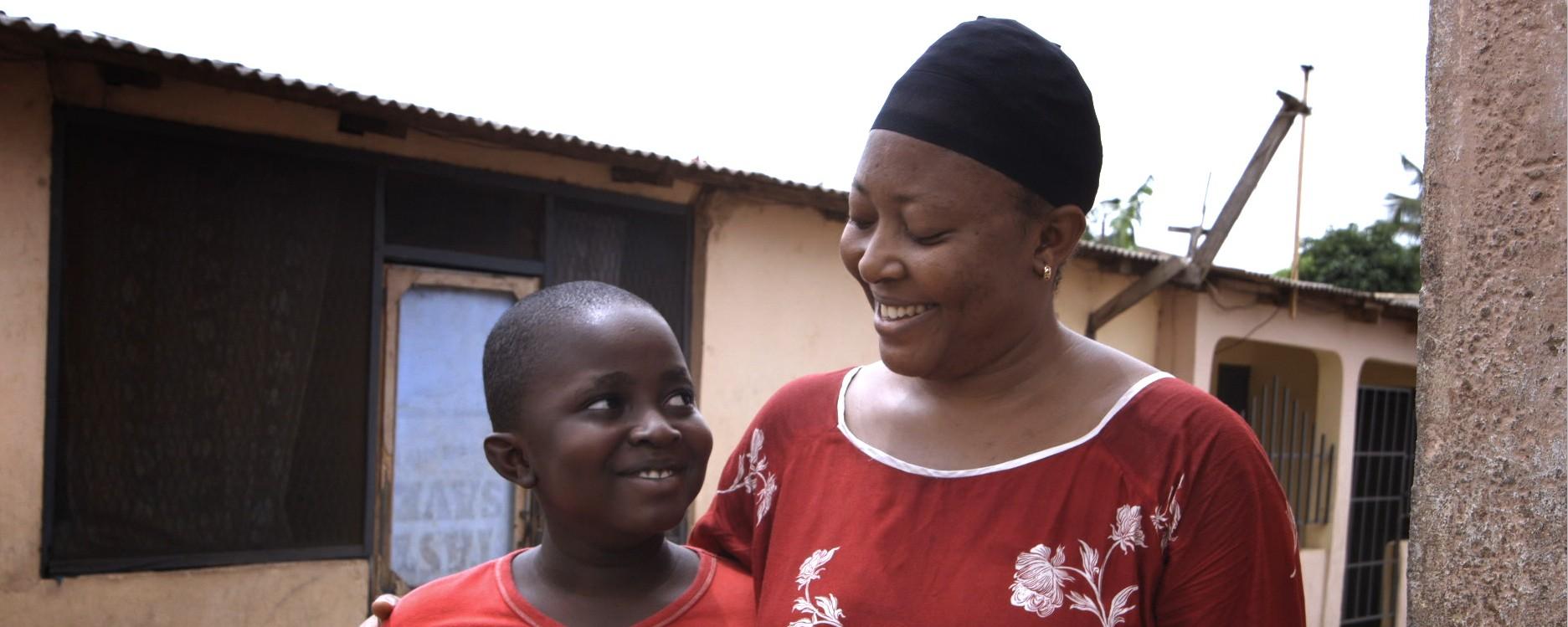 Victoria Amponsah's story