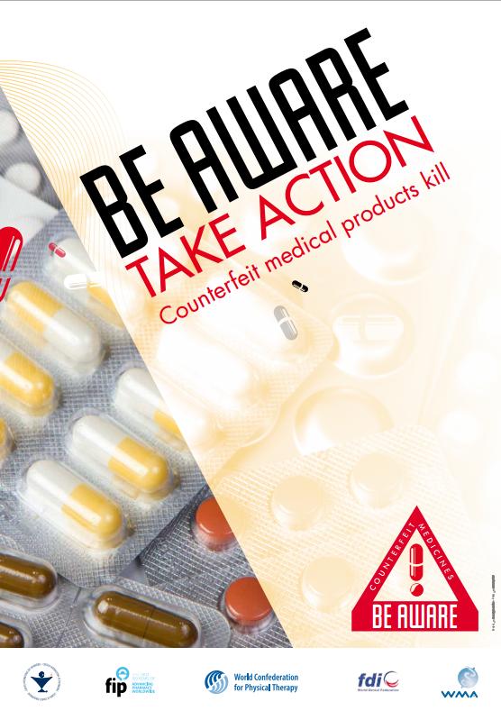 Be Aware, Take Action