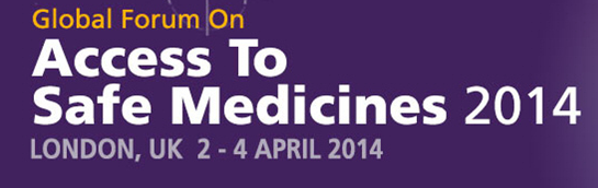 2014 Global Forum on Access to Safe Medicines