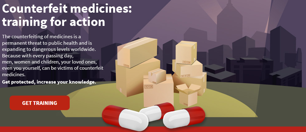 Fake Medicines: Training for Action E-Learning Course