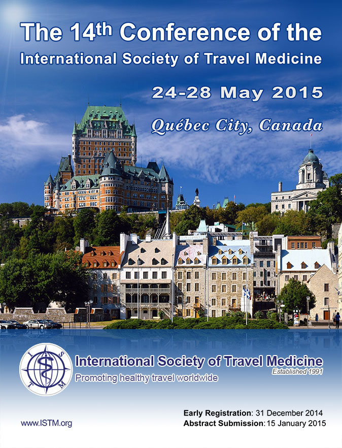 14th Conference of International Society of Travel Medicine (ISTM)