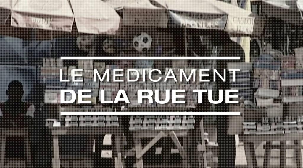 Le médicament de la rue tue / Street medicine kills
