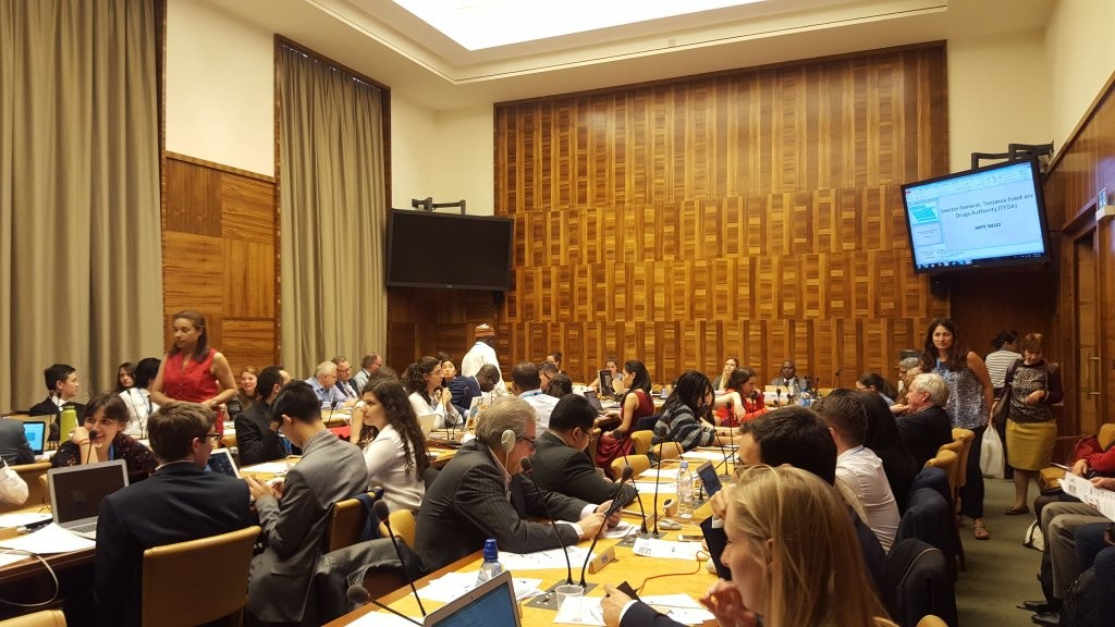 WHA69: Empowering People in the Fight against Fake Medicines