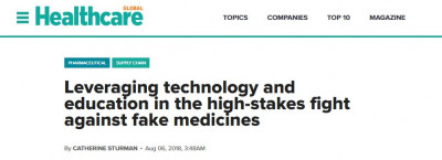 Healthcare GLobal headline