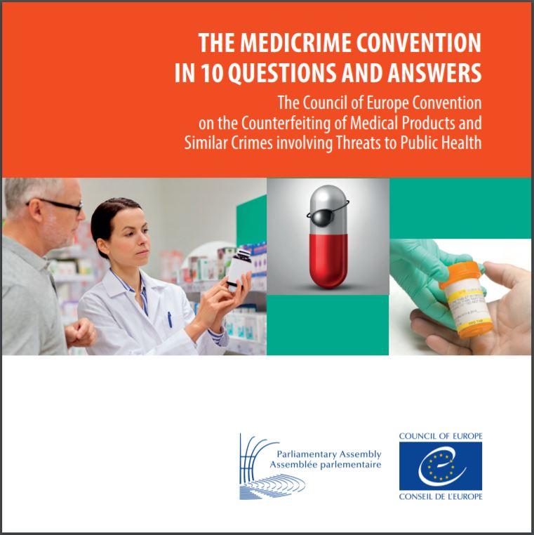 Medicrime handbook