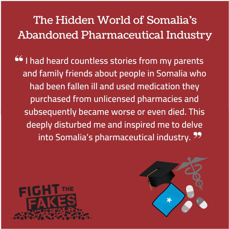 The hidden world of Somalia's abandoned pharmaceutical industry