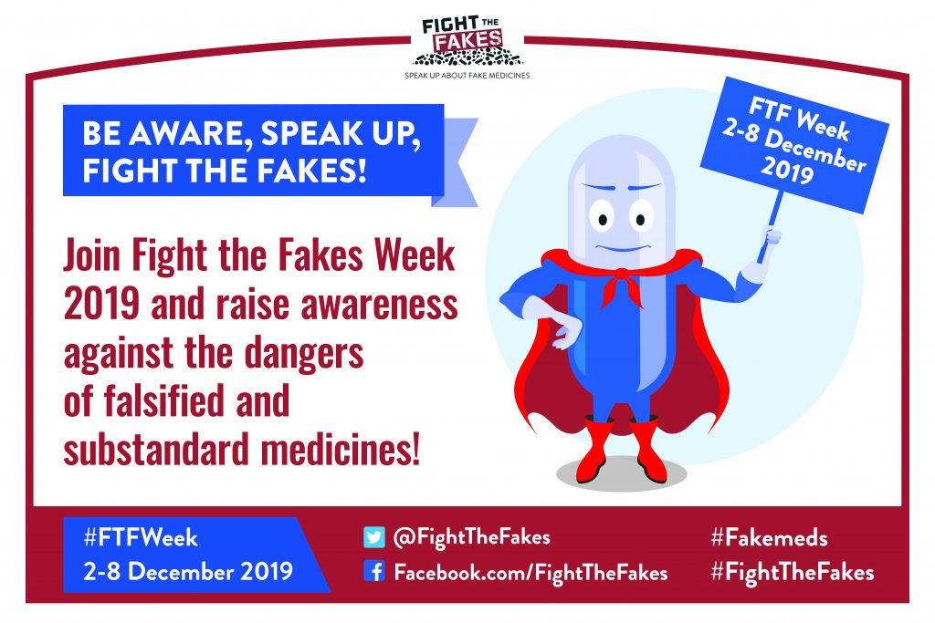 Fight the Fakes Week 2019 – A great success!