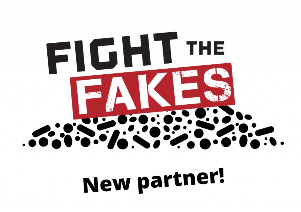 Preventing falsified medicines from entering the supply chain: Fight the Fakes welcomes GS1 as a new partner