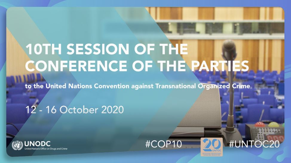 Fight the Fakes statement at UNODC's COP10